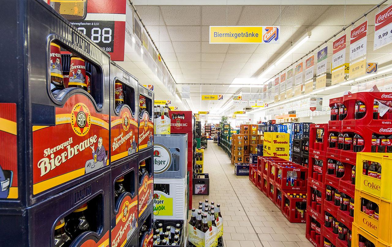 Getränke Lippert - Outletcenter Vogtland
